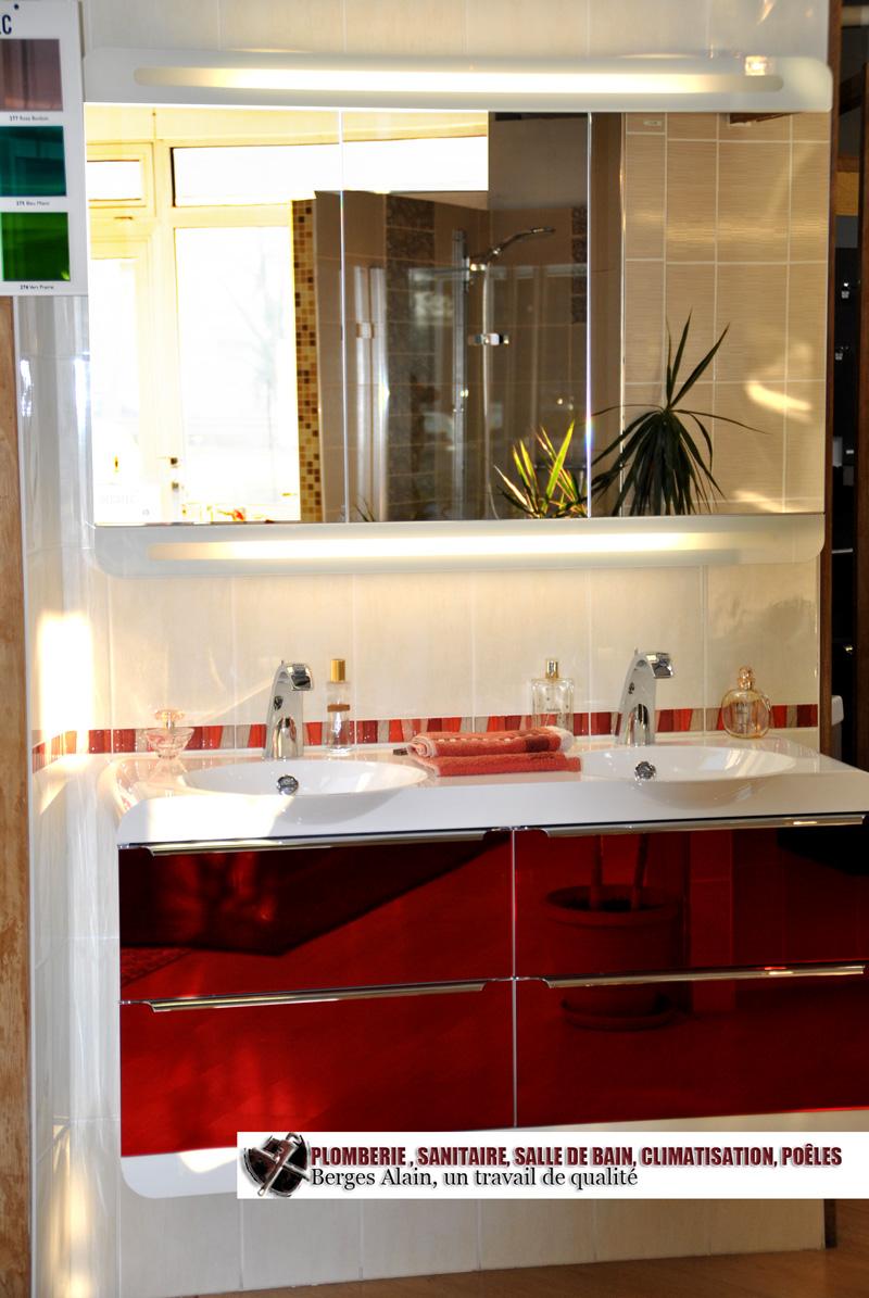 Salle de bain plomberie des c dres plomberie sanitaire for Sanitaire salle de bain